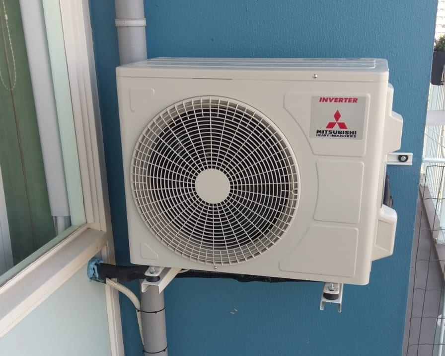 Airconditioning in appartement
